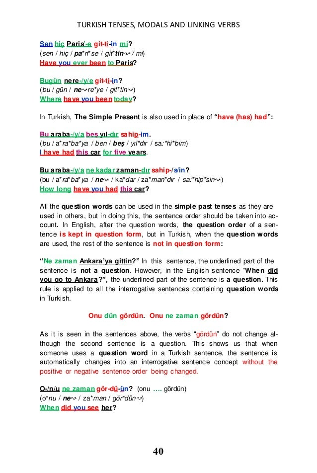 Write a detailed note on simple sentence in english