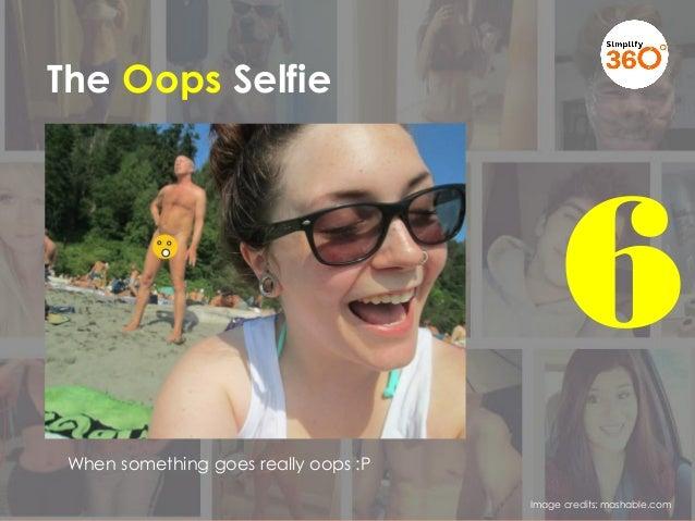 selfie oops gallery