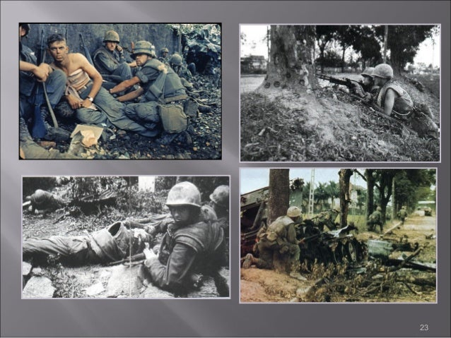 the tet offensive The tet offensive saw the north vietnamese change their tactics in their war against the sva and america the tet offensive witnessed a huge conventional attack by.
