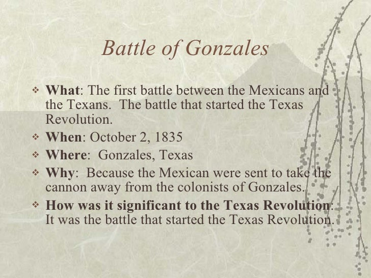 the texas revolution essay The texas revolution summary,the texas revolution summary keyword essays and term papers available at echeatcom, the largest free essay community.
