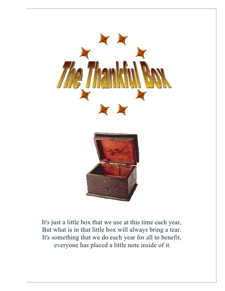 It's just a little box that we use at this time each year, But what is in that little box will always bring a tear. It's s...