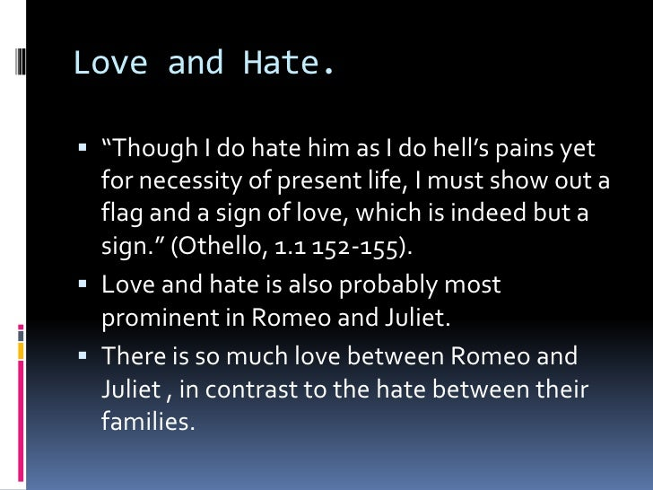 romeo and juliet contrast What is contrasting imagery what are some examples in the play of romeo and juliet update cancel in romeo and juliet act 1, what are some examples of hyperbole.