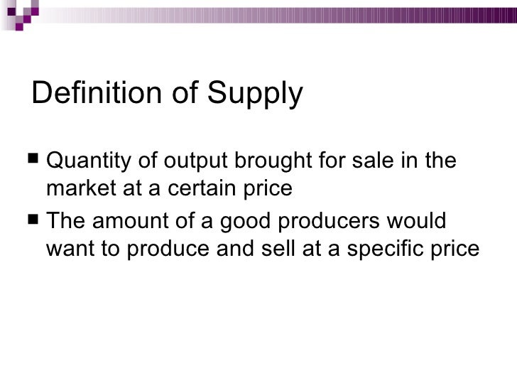 factors determining supply and demand of toyota products Full-text paper (pdf): relationship between economic, political and technology factors: case study on toyota company that kind of factor makes the supply, production and distribution of goods along more effective what has been called the value chain (ropers, du & love, 2009) based on three.