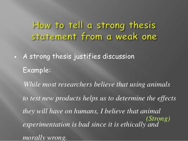 thesis statement on ethics Learn what students have to address in ethics research papers unveil some guidelines that will help you in coming up with an effective thesis statement for your.