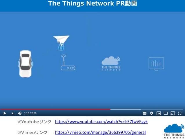 LoRa変調技術の発明者 Nicolas Sornin ※2019年2月The Things Conferenceにて