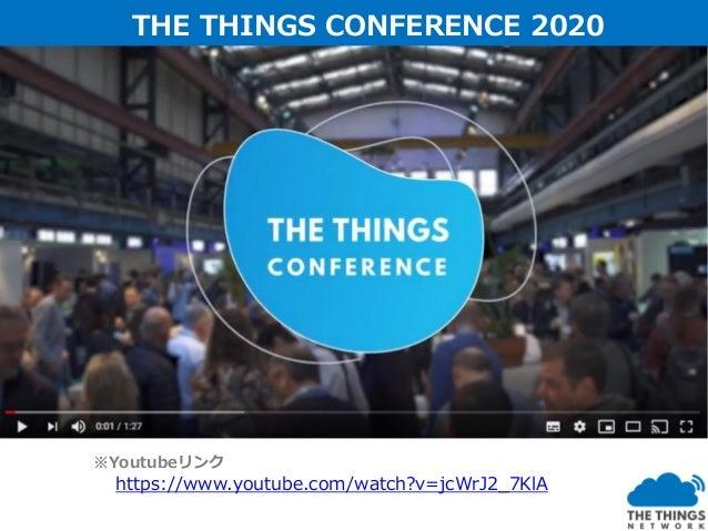 どうもありがとうございました The Things Network Ambassador Japan 吉田 秀利 hide@thethingsnetwork.org https://www.thethingsnetwork.org/countr...