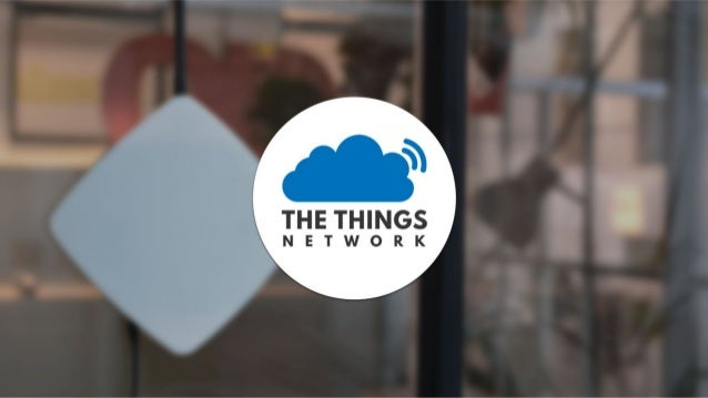 The Things Network Sevilla #ttn_sevilla #LoRaWAN