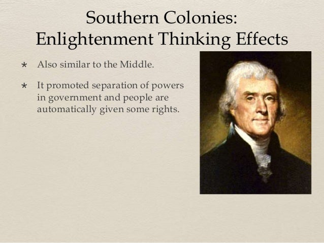 the impact of enlightenment on the colonies Start studying the impact of the enlightenment colonies learn vocabulary, terms, and more with flashcards, games, and other study tools.