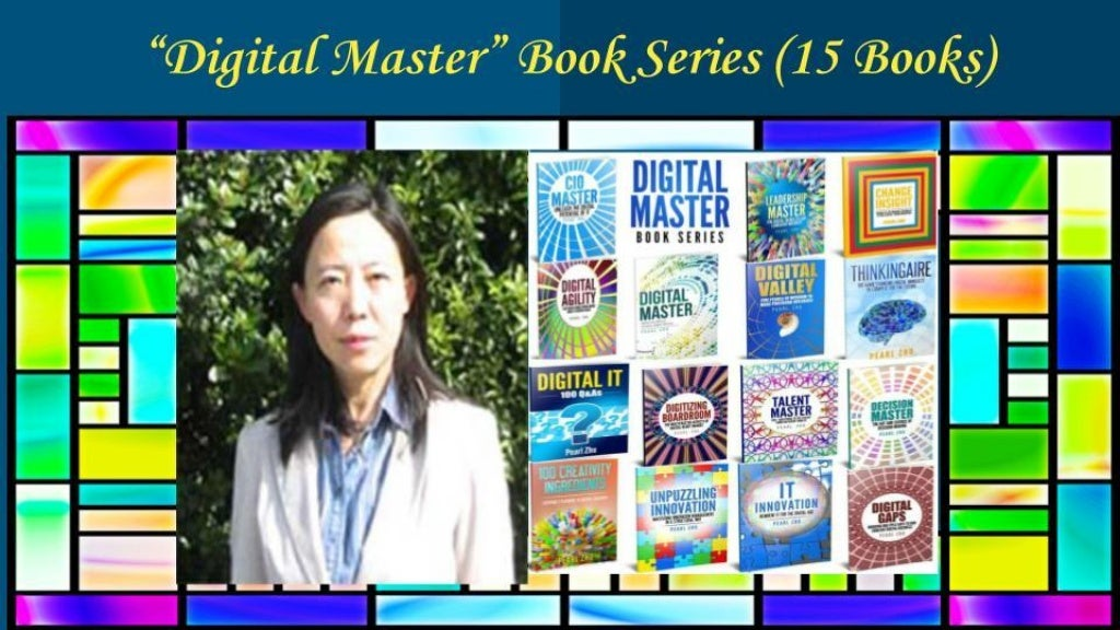 """The Thoughts and Quotes in """"Digital Master"""" book series (15 Books)"""