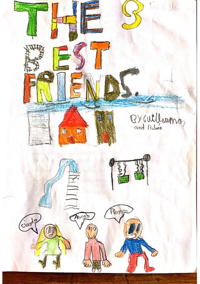 The three best friend by Guillermo and Rubén