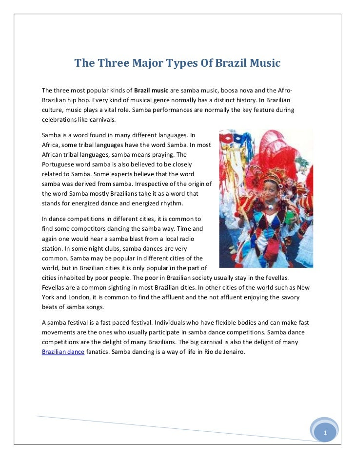 popular kinds of music Guitar/different types of guitars playing different guitars in a music shop is a great way of familiarising yourself they are popular with blues and country.