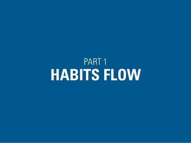 PART 1 HABITS FLOW