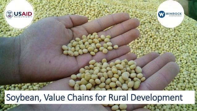 Year , Quarter 2 Review Workshop April 2019Soybean, Value Chains for Rural Development