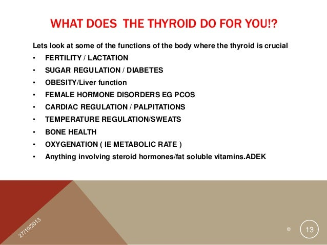 the thyroid and cancer, Human Body