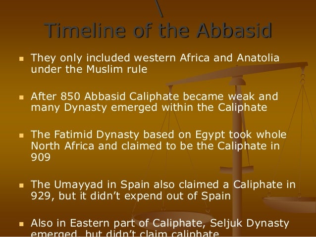 the establishment of abbasid dynasty history essay Umayyad vs abbasid dynasties  during the early years of the dynasty the abbasid rulers encouraged intellectual expansion, which was basically cultural blending.