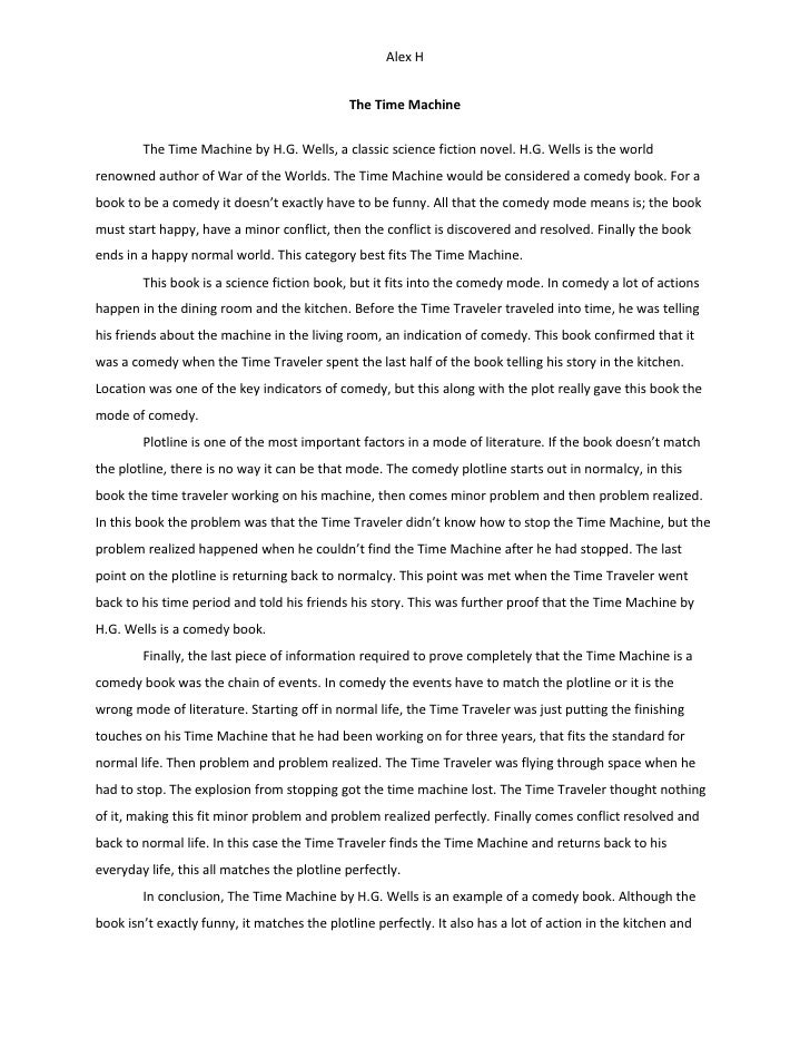essay about time travel Learn about travel essay basics, find information about a college travel essay, download free travel essay examples, get information on a vacation essay, an essay on.
