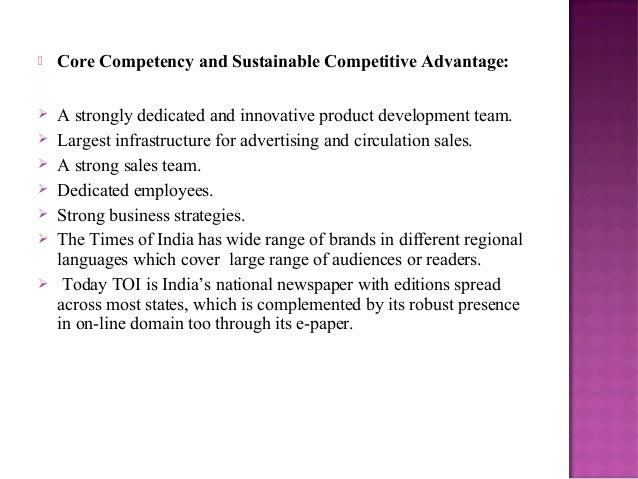 marketing strategies times of india Besides the customization of our marketing strategy, the building of strong   aspects of the company a good market segmentation strategy  patience is  another keyword doing business in india takes time peter uyttewaal.