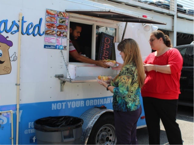 The Toasted Food Truck Houston