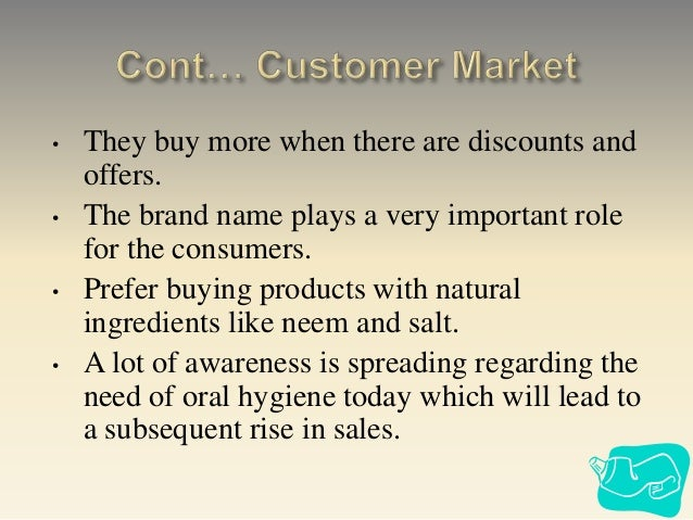 introduction of toothpaste industry in india The toothpaste market in india is estimated at 7000 crores with a cagr of approximately 12% between the 2008-2013 timeframe the toothpaste (or in general, the oral care) industry is marked by: low bargaining power of suppliers owing to commoditized raw materials high bargaining powers of.