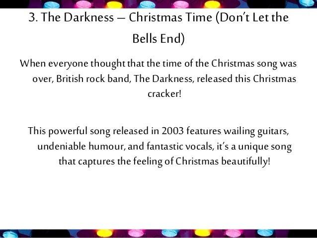 10 - Unique Christmas Songs