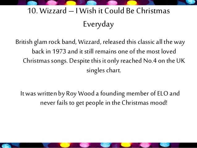 Top rated christmas songs