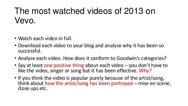 Top 10 Most Watched Music Videos On Youtube 2012 2013
