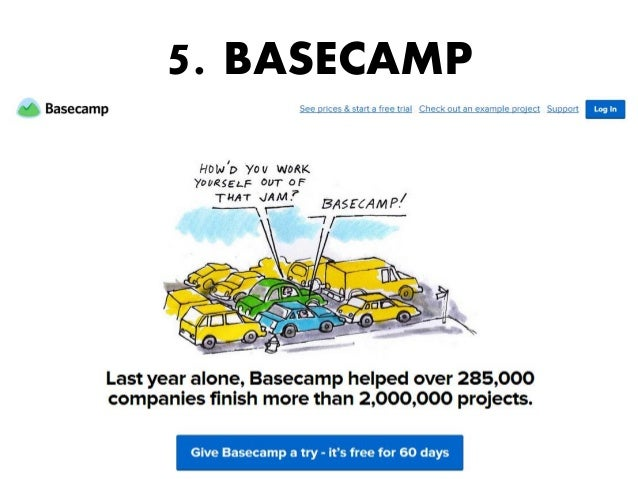5. BASECAMP
