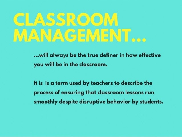 The Top 6 Management Tips for a New Teacher by Michael G. Sheppard Slide 2