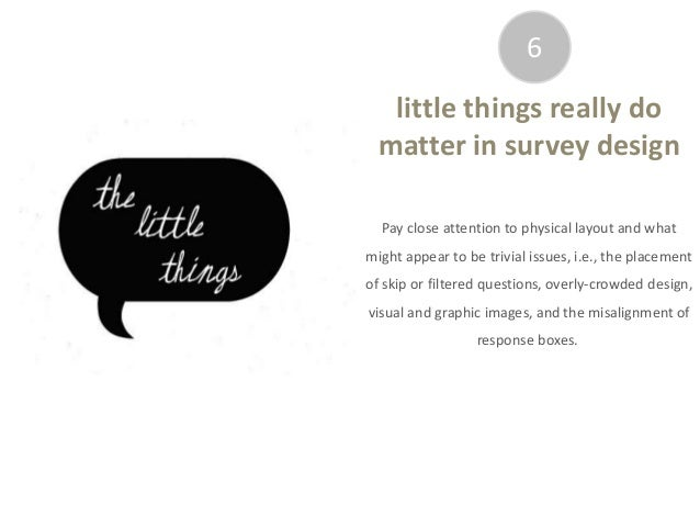 The top 7 tips to help you design a 5-star survey