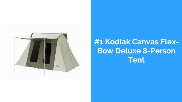 The top 9 best 8 person tents in 2018 reviews