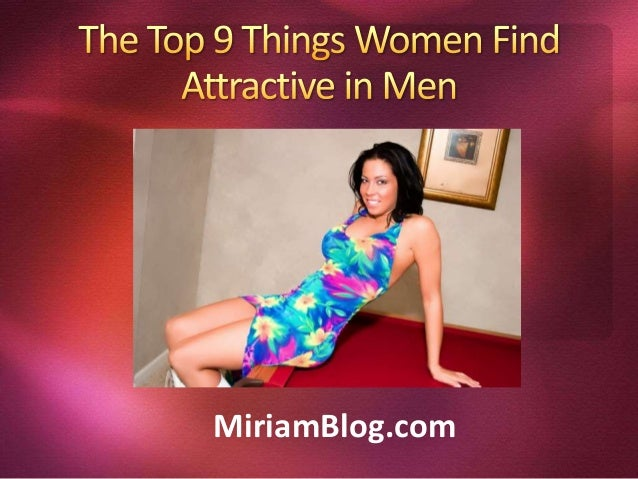 10 things women love on a man ten attractive items to - 638×479