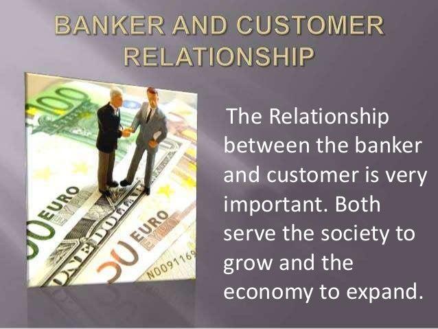bank and customer relationship pdf