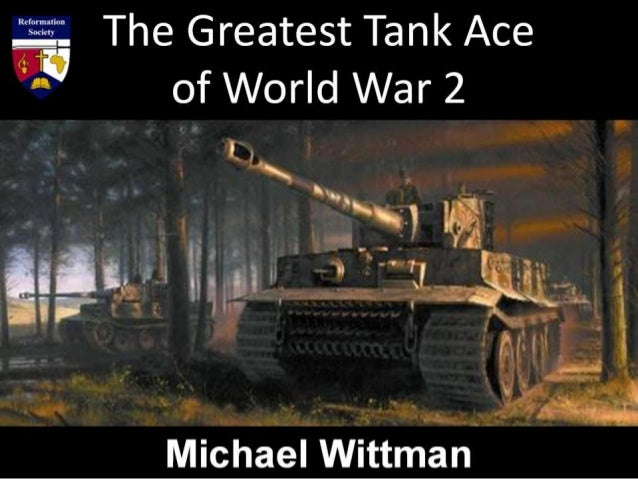The Top Tank Commander of World War 2
