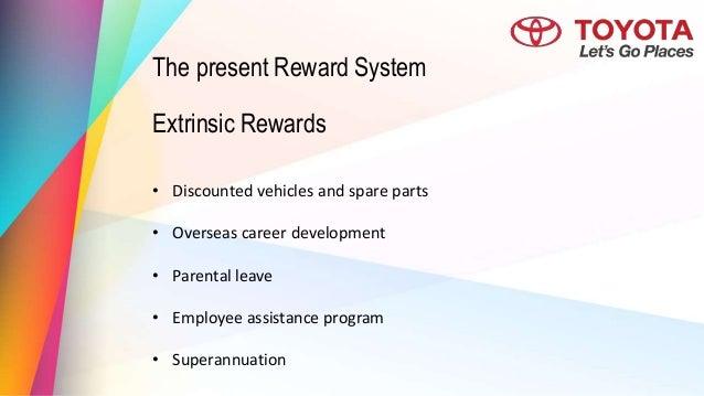 Toyota Uses Innovative Employee Evaluation System