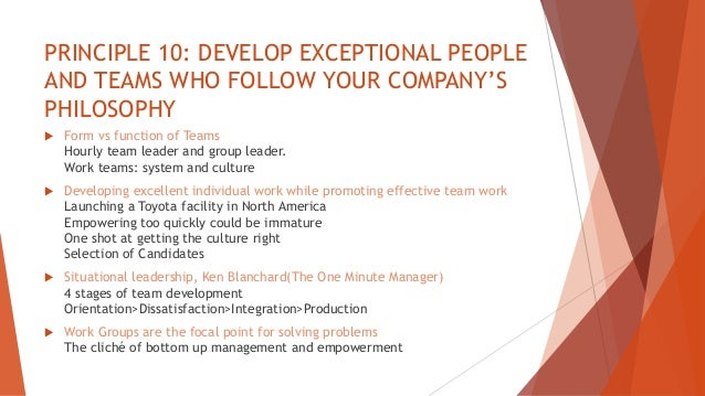 ... Management And Empowerment; 41.