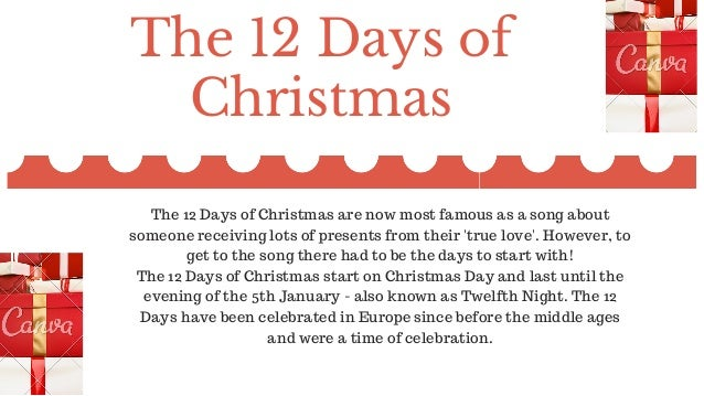 History of Holiday Traditions