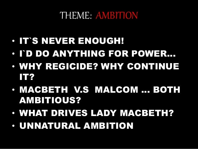 an analysis of the tragedy of macbeth Plot summary of shakespeare's macbeth: king duncan's generals, macbeth and banquo, encounter three strange women on a bleak scottish moorland on their way home from quelling a rebellion.