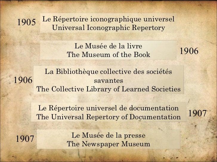 1905 1906 1906 1907 1907 Le Répertoire iconographique universel Universal Iconographic Repertory La Bibliothèque collectiv...
