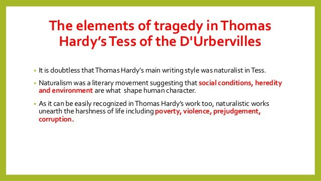 the tragic vision in the tess of the d urbervilles d urbervilles 2