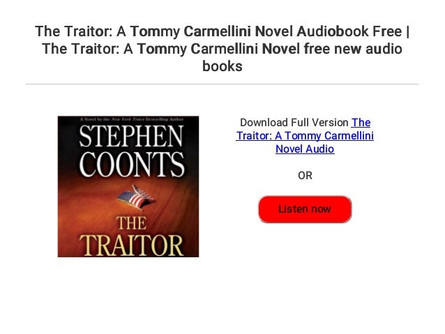 stephen coonts books tommy carmellini