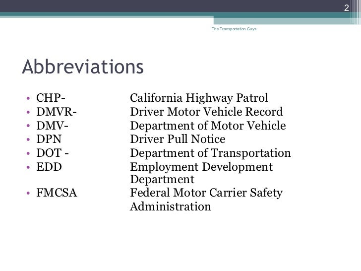 Dmv motor carrier for California dmv motor carrier permit