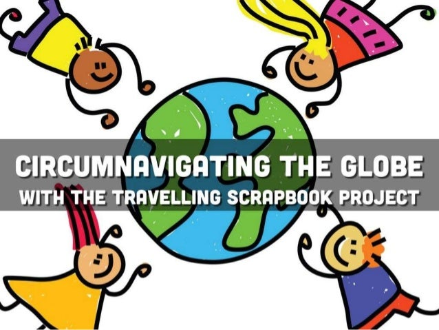 The Global Travelling Scrapbook Project