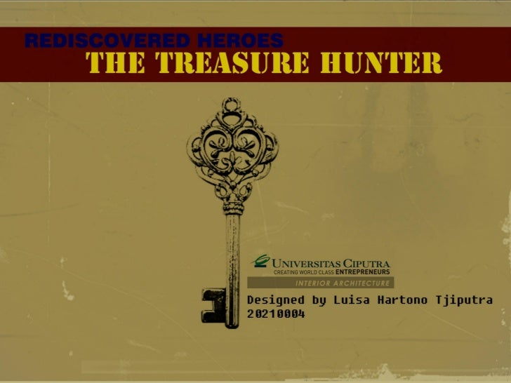 The Treasure HunterCondition:The news has inform that the world, the Earth is getting hotter in    climate and it's gettin...