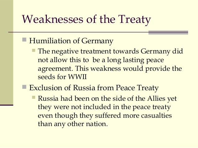 the versailles treaty essay Free essay on the versailles treaty available totally free at echeatcom, the largest free essay community.