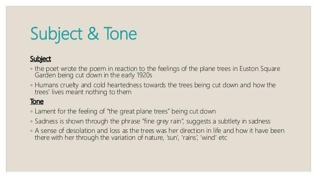 Ithe treesi by philip larkin essay