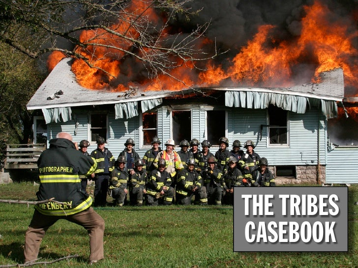 The tribes case book
