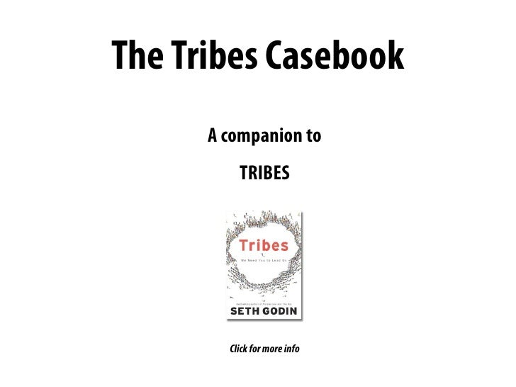 The tribes case book Slide 3