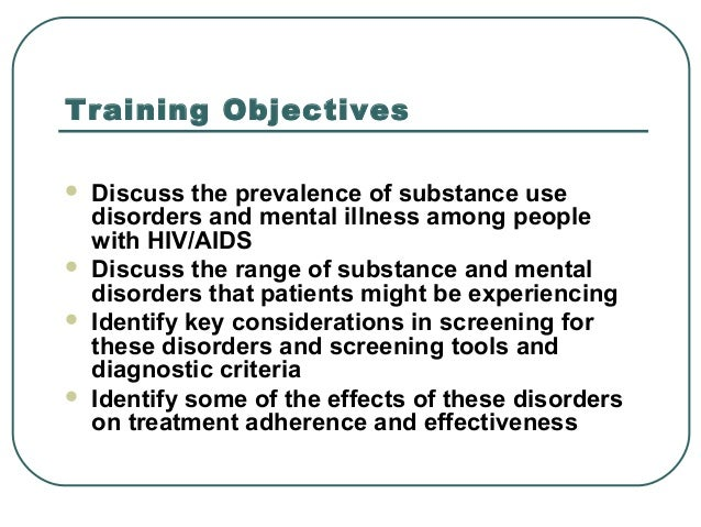 the prevalence of co occurring disorders Prevalence of co-occurring substance use and other mental disorders in the canadian population other mental disorders.