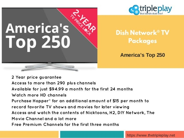 dish network channel list | dish network packages & channel guide