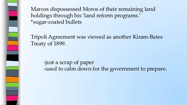 The Tripoli Agreement